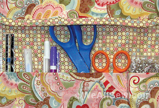 How to Make a Sewing Supply Case