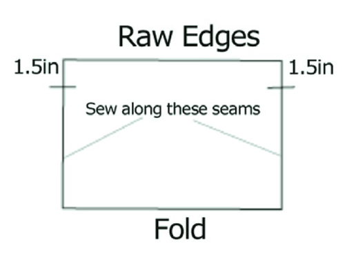 Crumb Catcher - diagram