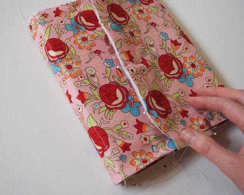 sew fold lines