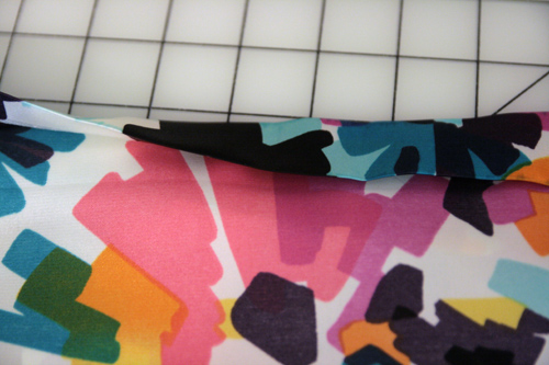 fold casing