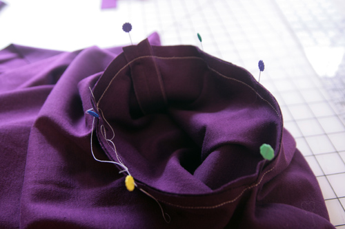 Chic Wrap - insert sleeve