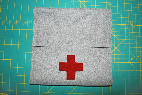 How to Sew an iPad Case - free tutorial