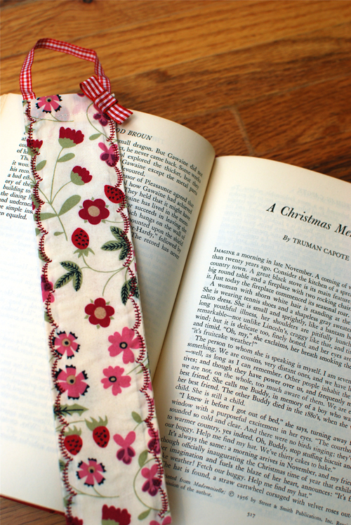 pretty bookmark