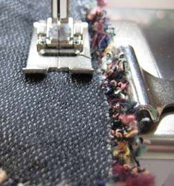 Adjustable Seam Guides Weallsew