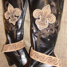 Cutwork Boots 01