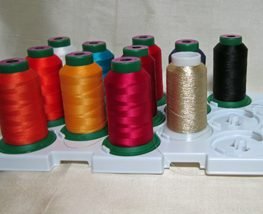 Isacord Thread Tray  315x214px
