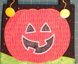 bunny - halloween bag - 315x214px