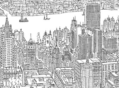 The City Quilter in the New York Times! | WeAllSew : new york city quilt - Adamdwight.com