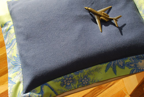 Airplane Pillow Cover - 2