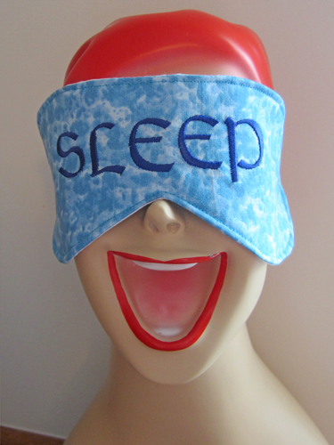 How to Make a Sleep Mask