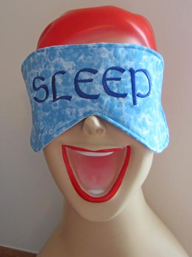 How to Make a Sleep Mask