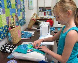 Summer Sewing Camp at Elegant Stitches, Cary, NC #diy #sew