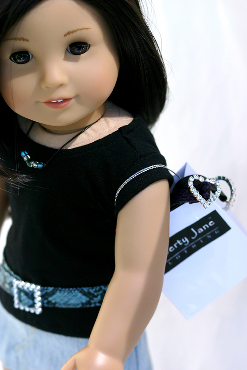 How To Make A Doll Belt With Liberty Jane Weallsew