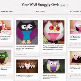 Snuggly Owl Pinterest Party