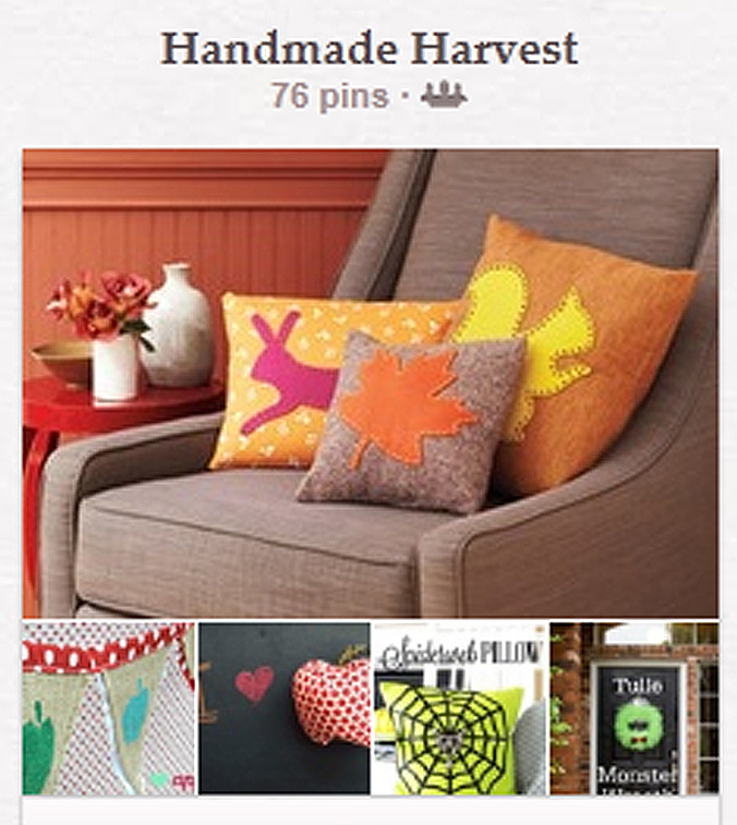 Create A Harvest Table Setting Weallsew: home decor pinterest boards to follow