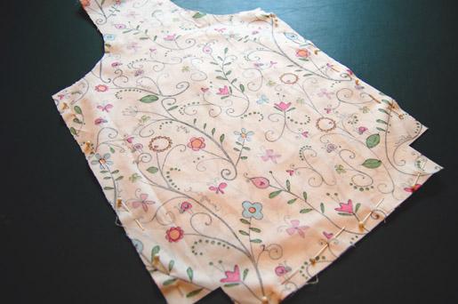 stitch seams