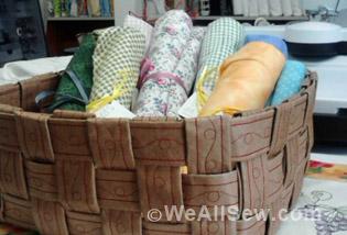 barblake - paper basket feature 315x214px w