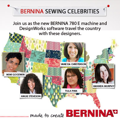 Sewing Celebrities