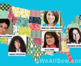 BERNINA 7 Series US Tour 2012 #sew #diy #weallsew.com