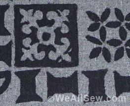 Wool N' Spools by Paula Atwood #sew #diy #quilt #felt #WeAllSew.com