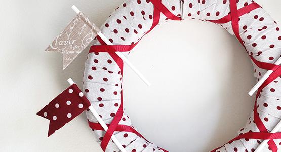 Danish Wreath tutorial