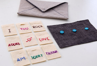 Gift ideas from JCasa via Handmade Charlotte #sew #diy #WeAllSew.com