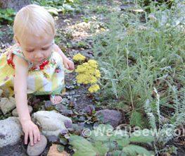 Fidget Rock Garden