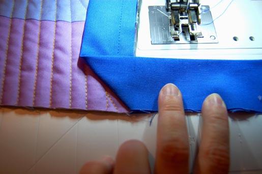 binding corner