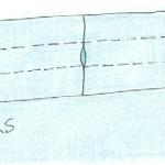 Drawstring casing
