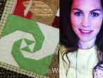 michelle Jensen - guest blogger at weallsew.com #sew #serge #quilt