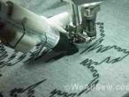 Paintwork Fleur-de-lis #bernina #sew #embroidery #paint #draw #graphic #image