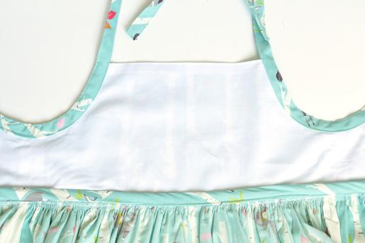 bind waist seam