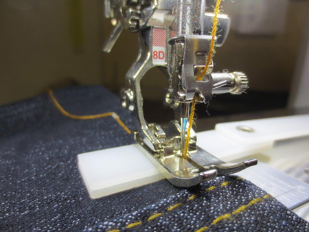 How To Hem Jeans WeAllSew Magnificent Hemming Jeans Sewing Machine