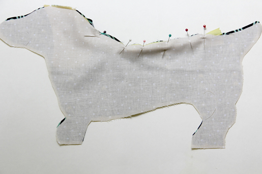Dachshund Pencil Case | WeAllSew