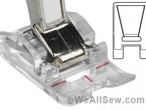 no thread slot - no problem #sewing tip #presser foot #tip #trick #thread slot #weallsew