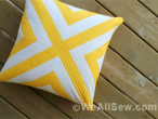 GeometricPillow by Megan Bohr for WeAllSew - feature 315x214px w