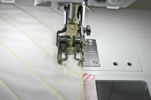 sew outside edges
