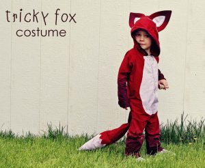 We love this Fox Costume Pattern by Jess of Running with Scissors. Those ears are simply perfect.  sc 1 st  WeAllSew & Handmade Halloween Round-Up by Jess Abbott | WeAllSew