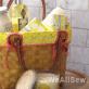 basket liner #upcycle #longaberger #basket #free tutorial #bernina