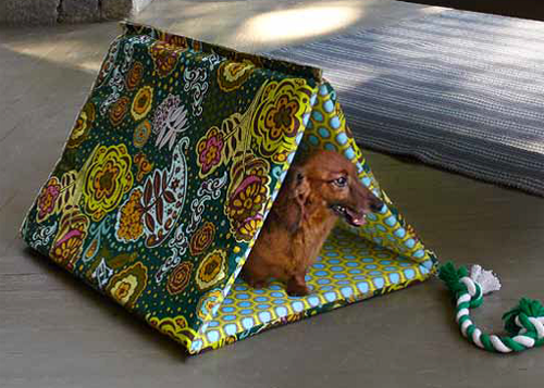 Sewing for Pet: Puppy Hut