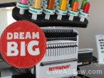 #bernina #multi-needle embroidery machine #machine embroidery #16-needle embroidery machine #bernina E 16 #long-arm quilting machine #large embroidery field