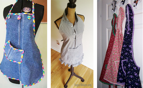 Getting Ready for Tie One On Day™: How to Make an Apron | WeAllSew