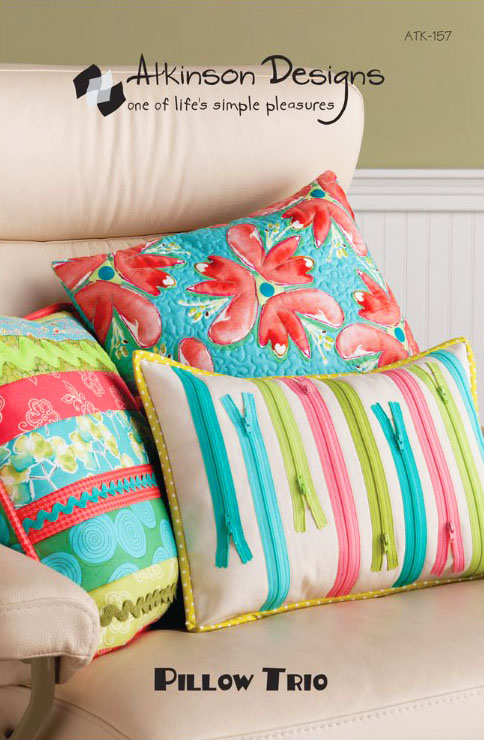Pillow Trio Pattern