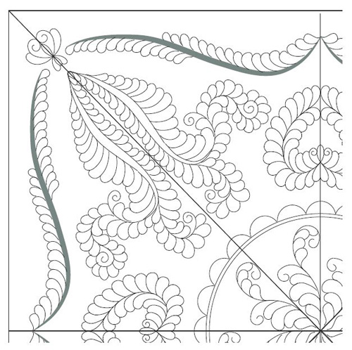 Renae Allen - Quarto Decennie - quarter design