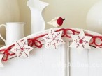 Snowflake Garland Feature