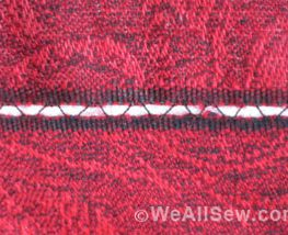 #berninausa #spanish-hemstitch #spanish-hemstitch-attachment #thread-work #asymmetrical-shawl