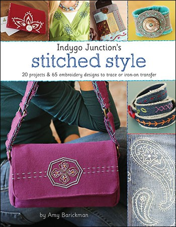 Indygo Junction's Stitched Style Blog Tour