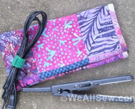 Jacket Upcycle into Flat-Iron or Tablet Sleeve