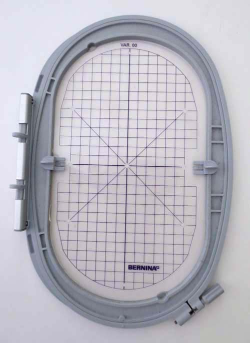 Embroidery Basics The Machine Embroidery Hoop  WeAllSew