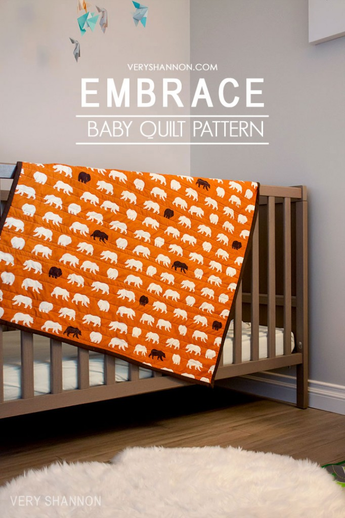 Embrace Baby Quilt